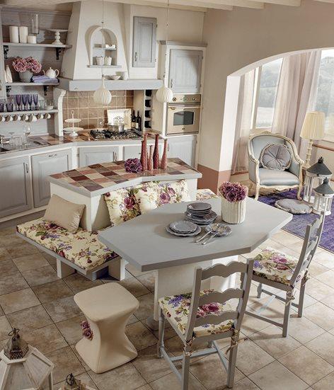 Cucine rustiche | Zappalorto Cucine