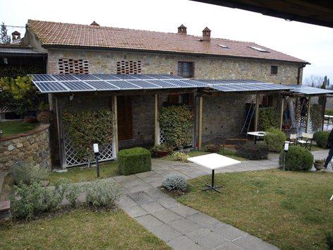 Impianto fotovoltaico da 7,2 kWp