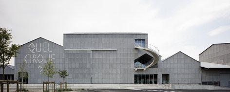 The Centre national des arts du cirque (CNAC)