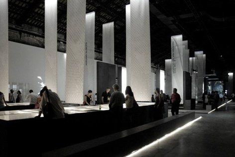 Padiglione Italia - Biennale Venezia 2012 - Sezione Contenuti
