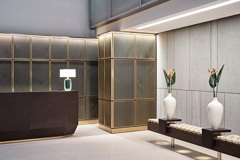 Design city hotel, SIDE
