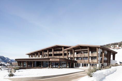 Hotel Gran Baita Dolomites
