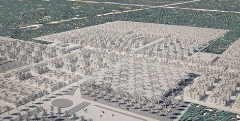SQUARE - Urban Housing Module