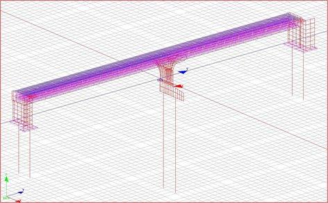 Ponte ciclo-pedonale in legno lamellare - Calcoli strutturali