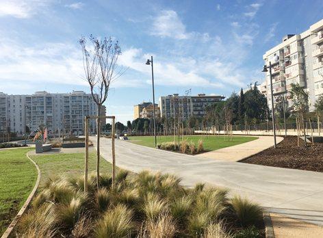 Parco Urbano a Japigia