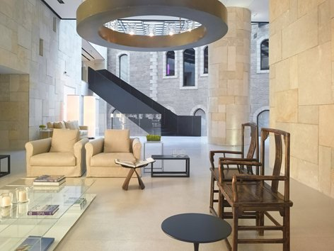 Alrov Mamilla Hotel and Spa