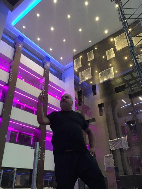 India, Atria Hotel