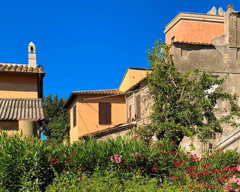 Casale Roma progetto di A. Giampaoli e P. Fracasso
