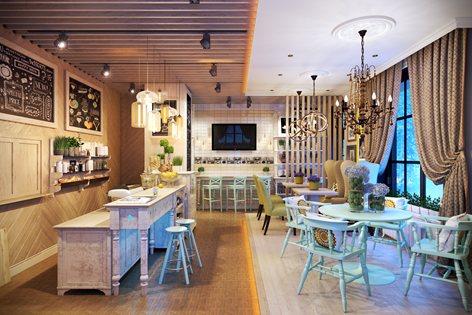 Cafe design ideas   ARCHIVIZER com