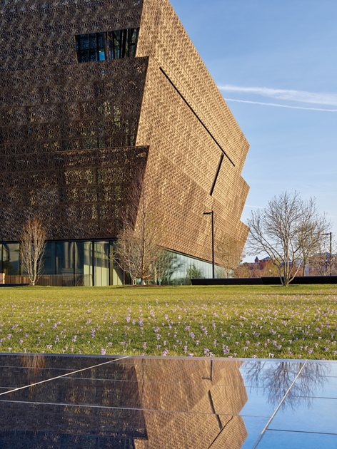 Nmaahc Smithsonian National Museum Of African American History