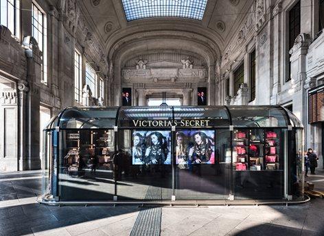 1d2a40d10 Victoria's Secret Store - Milano Stazione Centrale Milano / Italia ...