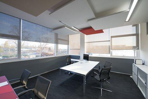 Ristrutturazione di un palazzo per uffici