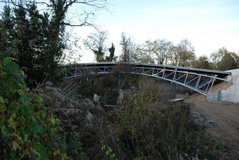 Ponte sul canale Vernavolino