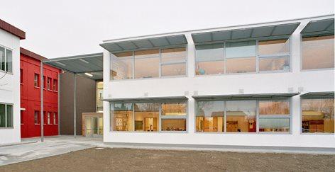 Brugnera (PN) ampliamento scuola elementare