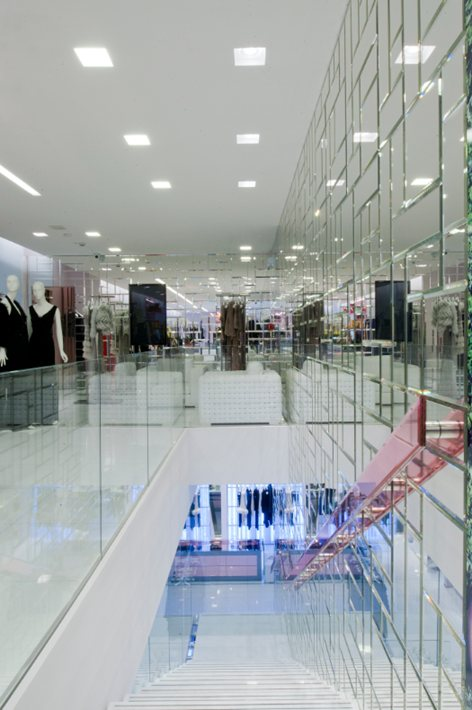 sale retailer 64570 77eda Blumarine Showroom Milano | Buzzi & Buzzi