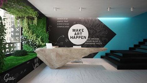 Advertising Agency Office