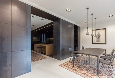 Diagonal Avenue apartment