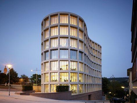 """""""Il Tronco"""" Office Building"""
