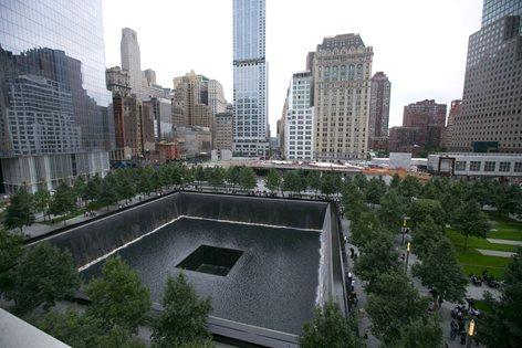 9 11 Memorial Peter Walker