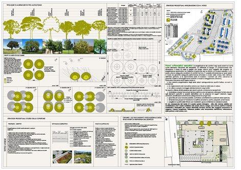 criteri per la progettazione del verde -  piano di lottizzazione