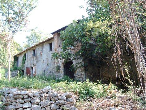 Progetto di valorizzazione e recupero patrimonio immobiliare rurale