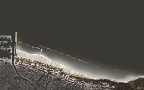 Riqualificazione del Waterfront di Gabicce Mare
