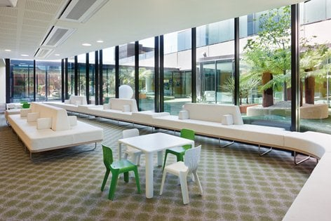The Royal Children S Hospital Billard Leece Partnership Bates Smart Architects