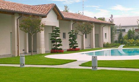 Il Giardino della Villa Padronale
