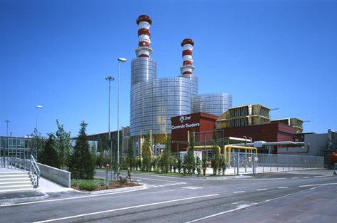 Renovation of the Enel Teodora Power Station