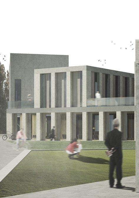 Ricostruzione immobili per attività permanenti alla Fiera del Levante