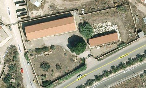 Consolidamento diretto e indiretto dei capannoni adibiti a depositi di reperti archeologici