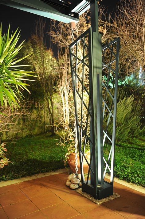 Giardino 10 Roma Progetto dell'Arch. Alberto Giampaoli e dell'Arch. Antonio Marco Alcaro
