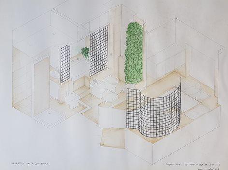 Arredamento e architettura di interni