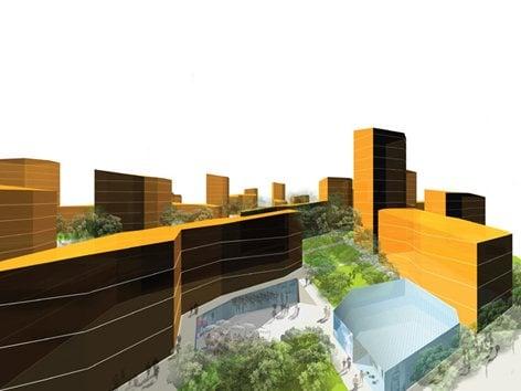 Vema - Continuicity. Ecologia della forma urbana