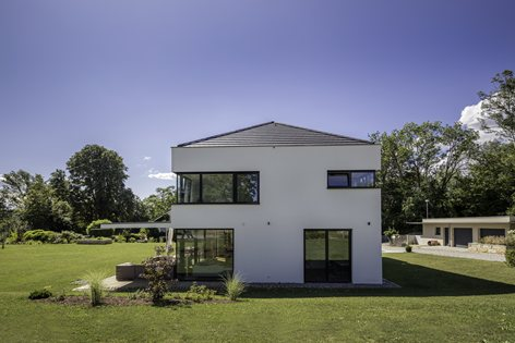 Zi11 House Schiller Architektur Bda