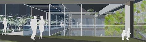 Concorso per la progettazione di un Centro Civico nell'Isola Garibaldi a Milano