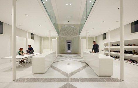 Nuovi Uffici e showroom RUBENSLUCIANO