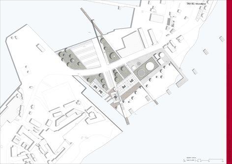 Progetto di riqualificazione della zona falcata di Messina