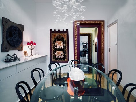 Marco Piva's private home