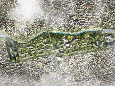 Tirana Riverside