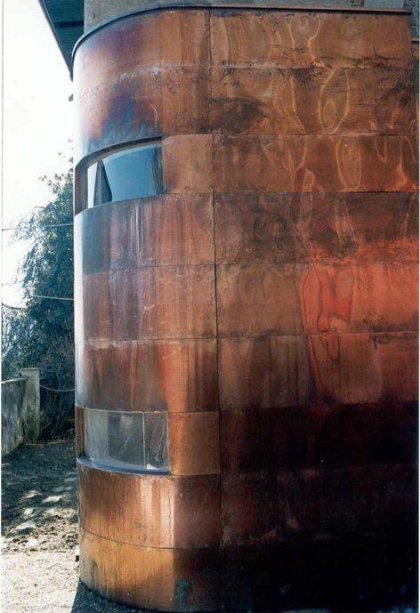 Copper+Wood BOX