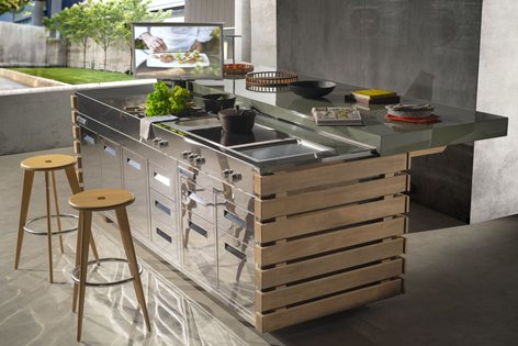 Outdoor Kitchen Perpetua