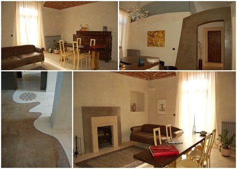 Ristrutturazione di alloggio in casa di ringhiera fine 800