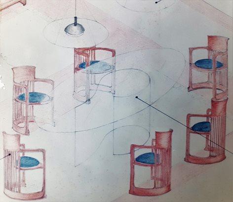"""Elogio della """"classicità moderna"""": Barrel di Wright e  Frisbi di Castiglioni"""