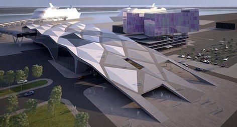 KKKT - International port terminal - Klaipeda