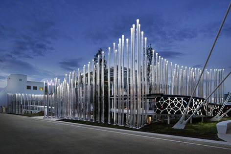 ENEL Pavilion at Expo Milano 2015