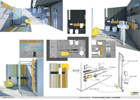"""concorso nazionale interior design """"the box"""" 2014"""