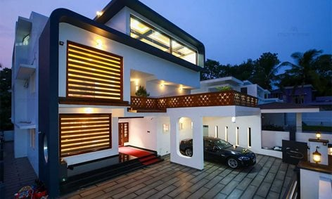 Ultra Modern Home Design | Monnaie Architects & Interiors