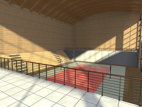Appalto pubblico - Realizzazione di un centro sportivo polivalente