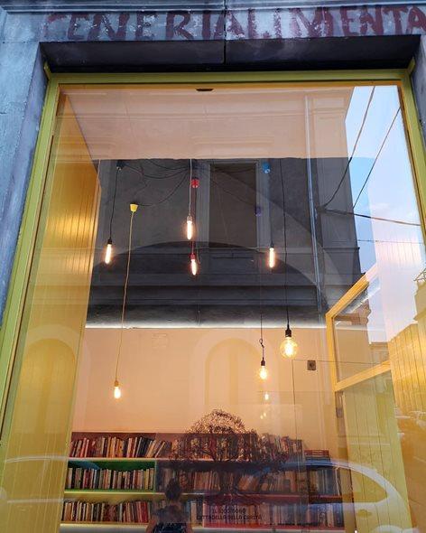 Il Sicomoro. Rigenerazione e recupero di uno spazio urbano da destinare a libreria di strada, aula studi e sede del giornale telestradapress.